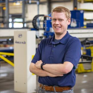 Ross Krueger, Software Engineer