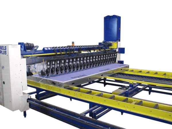 Light Gauge Steel Sheathing Station
