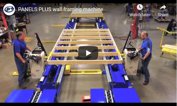 Wood Wall Framing Station