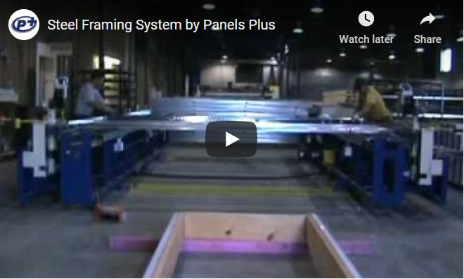 Light Gauge Steel Framing Station