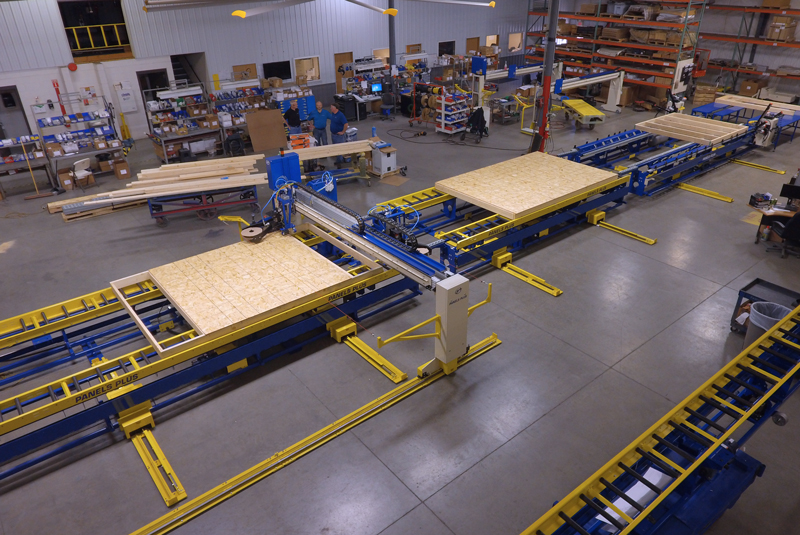 3 Table Production Line
