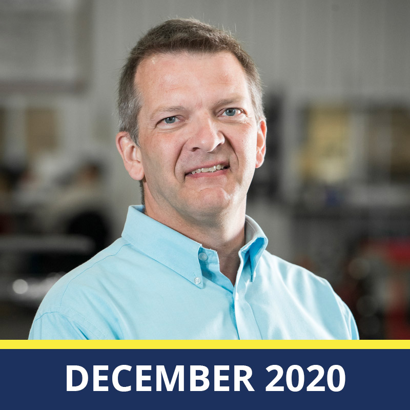 December 2020 Company Update