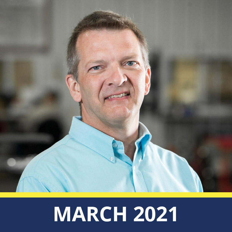 March 2021 Company Update