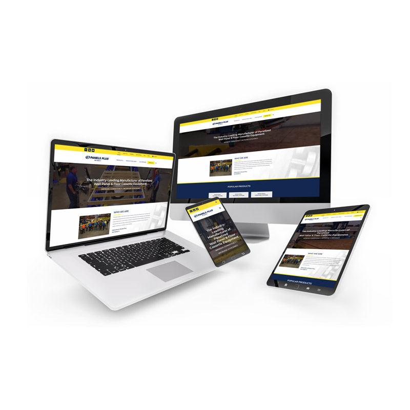 New Panels Plus Website