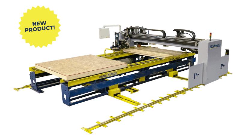 Automated Sheathing Station
